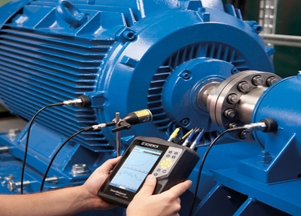 Vibration Monitoring & Analysis Service