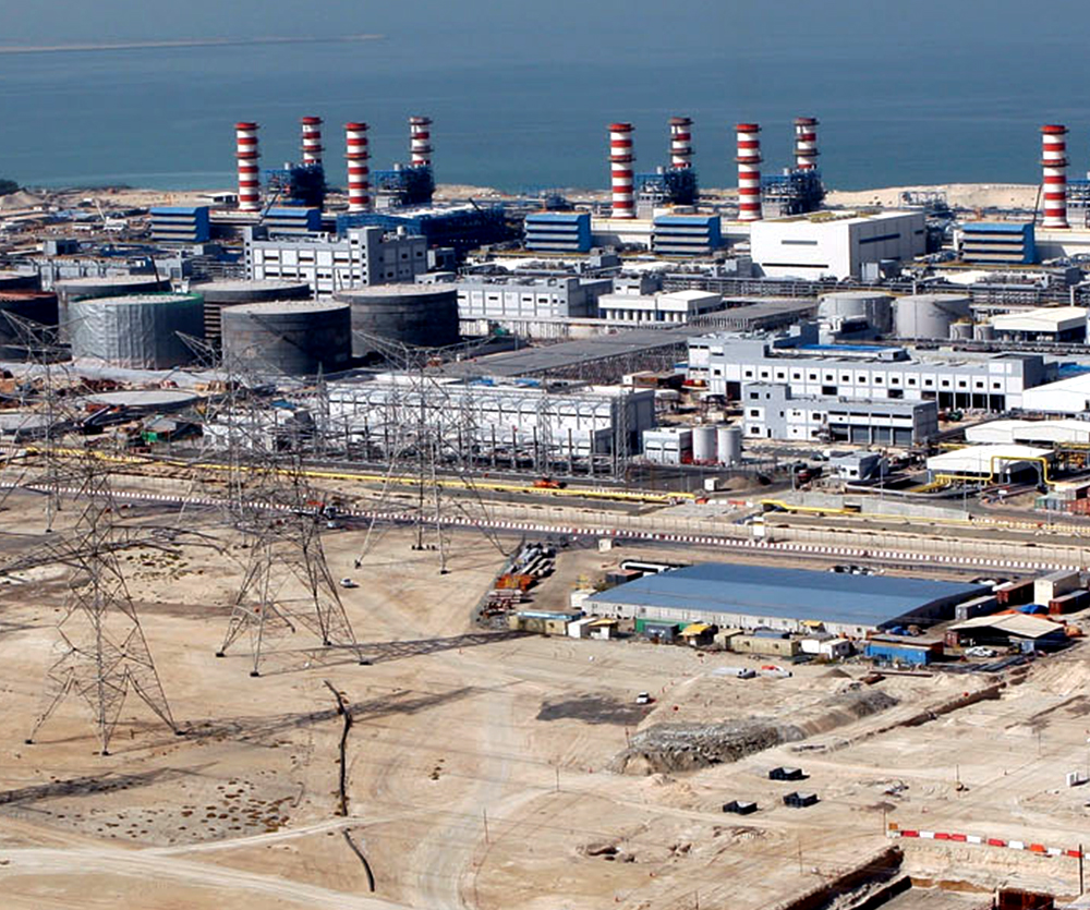 Jebel Ali Refinery Expansion Project(ENOC)