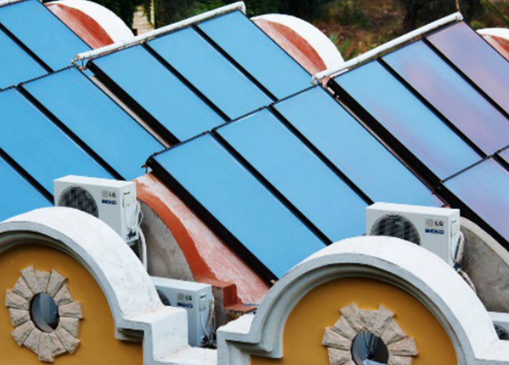 Solar Thermal (water heating)