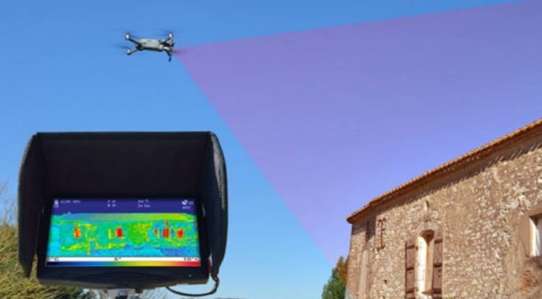 Drone Thermography