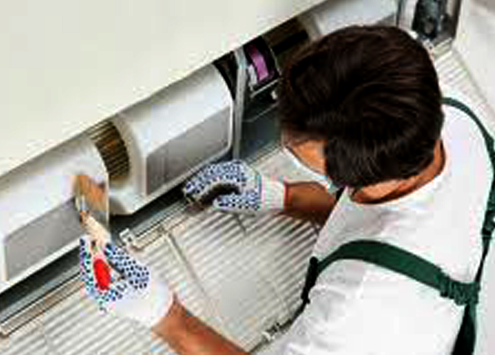 HVAC System Cleanliness inspections