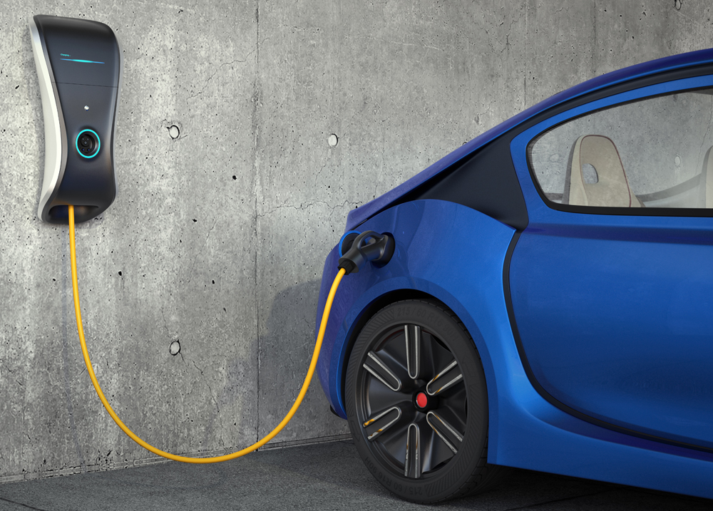 electric vehicle charing stations