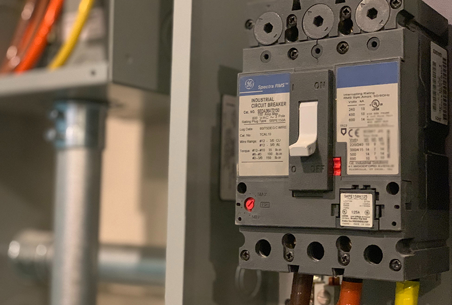 Case study against electrical incidents, tripping issues
