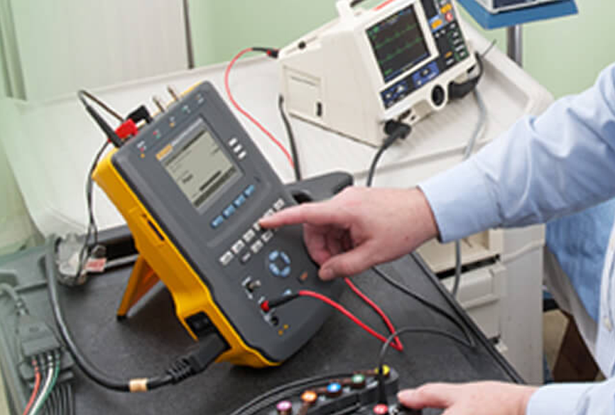 Biomedical Equipment Safety Inspection